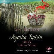 Cover-Bild zu Agatha Raisin und die Tote am Strand (Audio Download) von Beaton, M. C.
