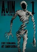 Cover-Bild zu Sakurai, Gamon: Ajin, Volume 1