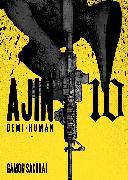 Cover-Bild zu Sakurai, Gamon: Ajin, Volume 10
