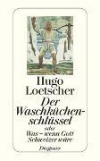 Cover-Bild zu Loetscher, Hugo: Der Waschküchenschlüssel