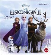 Cover-Bild zu Eiskönigin Postkartenkalender Kalender 2020