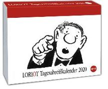 Cover-Bild zu Loriot Tagesabreißkalender Kalender 2020 von Loriot