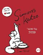 Cover-Bild zu Simons Katze Tagesabreißkalender Kalender 2020 von Tofield, Simon