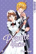 Cover-Bild zu Private Prince - Band 4 (eBook) von Enjoji, Maki