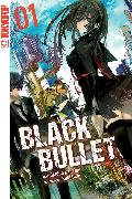 Cover-Bild zu Black Bullet - Light Novel, Band 1 (eBook) von Kanzaki, Shiden