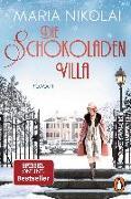 Cover-Bild zu Die Schokoladenvilla von Nikolai, Maria