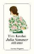 Cover-Bild zu Julia Sommer sät aus von Krohn, Tim