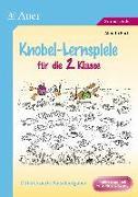 Cover-Bild zu Knobel-Lernspiele für die 2. Klasse von Bartl, Almuth