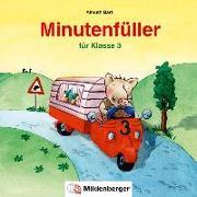 Cover-Bild zu Minutenfüller Klasse 3 von Bartl, Almuth