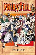 Cover-Bild zu Mashima, Hiro: Fairy Tail 63