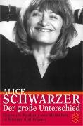 Cover-Bild zu Der grosse Unterschied von Schwarzer, Alice