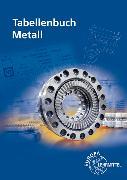 Cover-Bild zu Tabellenbuch Metall von Gomeringer, Roland