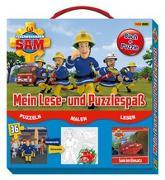 Cover-Bild zu Feuerwehrmann Sam: Mein Lese- und Puzzlespaß von Panini