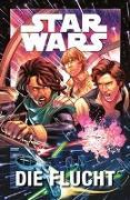 Cover-Bild zu Star Wars Comics: Die Flucht von Gillen, Kieron