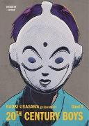 Cover-Bild zu 20th Century Boys: Ultimative Edition von Urasawa, Naoki