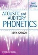 Cover-Bild zu Acoustic and Auditory Phonetics (eBook) von Johnson, Keith