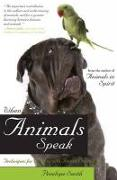 Cover-Bild zu When Animals Speak (eBook) von Smith, Penelope