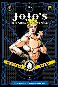Cover-Bild zu Araki, Hirohiko: JoJo's Bizarre Adventure: Part 3--Stardust Crusaders, Vol. 10