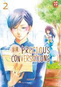 Cover-Bild zu Robico: Our Precious Conversations - Band 2