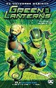 Cover-Bild zu Humphries, Sam: Green Lanterns Vol. 4: The First Rings (Rebirth)