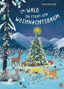 Cover-Bild zu Benz, Karolina: Im Wald, da steht ein Weihnachtsbaum