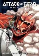 Cover-Bild zu Isayama, Hajime: Attack on Titan Omnibus 1 (Vol. 1-3)