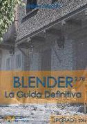 Cover-Bild zu Blender - La guida definitiva - UPGRADE 2016 von Coppola, Andrea