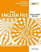 Cover-Bild zu Upper-Intermediate: New English File: Upper-Intermediate: Workbook - New English File von Oxenden, Clive