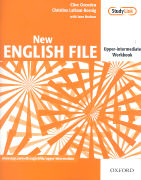 Cover-Bild zu Upper-Intermediate: New English File Upper-Intermediate: Workbook with MultiROM Pack - New English File von Oxenden, Clive