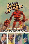 Cover-Bild zu Lemire, Jeff: The World of Black Hammer Library Edition Volume 2