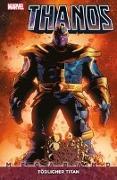 Cover-Bild zu Lemire, Jeff: Thanos Megaband