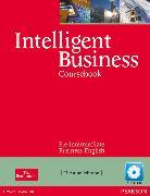 Cover-Bild zu Pre-Intermediate: Intelligent Business Pre-intermediate Course Book (with Class Audio CD) - Intelligent Business von Johnson, Christine