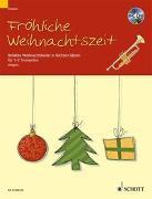 Cover-Bild zu Fröhliche Weihnachtszeit von Magolt, Marianne (Instr.)