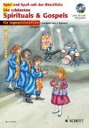 Cover-Bild zu Die schönsten Spirituals & Gospels von Magolt, Hans (Hrsg.)