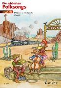 Cover-Bild zu Die schönsten Folksongs von Magolt, Marianne (Hrsg.)