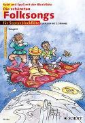 Cover-Bild zu Die schönsten Folksongs von Magolt, Hans (Instr.)