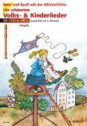 Cover-Bild zu Die schönsten Volks- und Kinderlieder von Magolt, Hans (Instr.)
