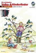 Cover-Bild zu Die schönsten Volks- und Kinderlieder von Magolt, Marianne (Instr.)