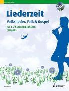 Cover-Bild zu Liederzeit von Magolt, Marianne (Instr.)
