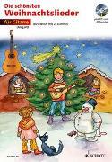 Cover-Bild zu Die schönsten Weihnachtslieder von Magolt, Marianne (Instr.)