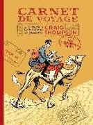 Cover-Bild zu Thompson, Craig: Carnet de Voyage