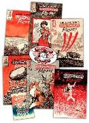 Cover-Bild zu Thompson, Craig: Ginseng Roots 1-6: Set of Issues 1-6