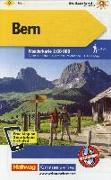 Cover-Bild zu Region Bern Wanderkarte Nr. 9. 1:60'000 von Hallwag Kümmerly+Frey AG (Hrsg.)