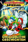 Cover-Bild zu Lustiges Taschenbuch Spezial Band 93. Unglaubliche Geschichten von Disney