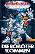 Cover-Bild zu Die Roboter kommen von Disney