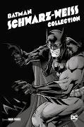 Cover-Bild zu McKeever, Ted: Batman: Schwarz-Weiß Collection (Deluxe Edition)