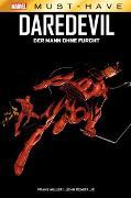 Cover-Bild zu Miller, Frank: Marvel Must-Have: Daredevil - der Mann ohne Furcht