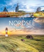 Cover-Bild zu Highlights Nordsee - von Sylt bis Emden von Lendt, Christine