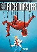 Cover-Bild zu Duchâteau, André-Paul: Rick Master Gesamtausgabe. Band 19