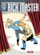 Cover-Bild zu Duchâteau, André-Paul: Rick Master Gesamtausgabe. Band 24